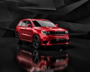 Jeep Grand Cherokee Trackhawk Tuning