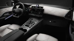 DS 7 E-Tense 4x4 Innenraum