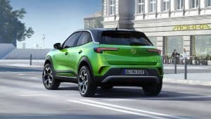 Elektroauto Opel Mokka
