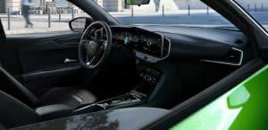 Elektroauto Opel Mokka Innenraum