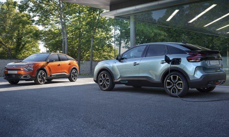 Citroën ë-C4 und C4