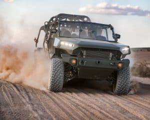 US Militärfahrzeug