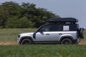 Land Rover Defender Dachzelt