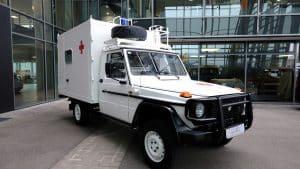 Puch G Krankenwagen