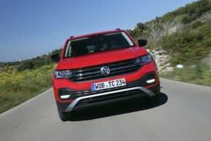 VW T-Cross Style 1.0 TSI Test