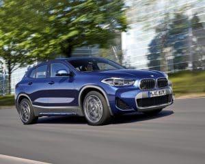 BMW X2 Plugin-Hybrid BMW X2 x-Drive 25e