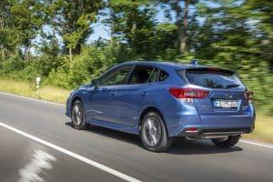 Subaru Impreza e-Boxer Allradauto