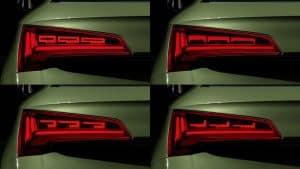Audi Q5 Modelländerungen