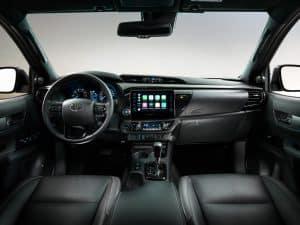 Toyota Hilux Innenraum