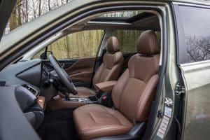 Subaru Forester Innenraum