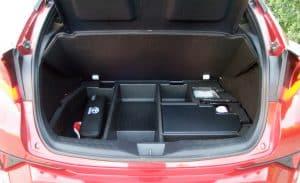 Toyota C-HR Kofferraum