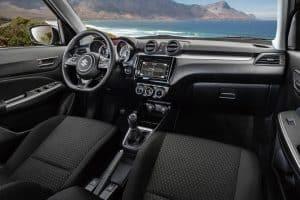 Suzuki Swift 2020 Innenraum