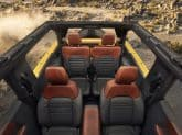 Ford Bronco Innenraum