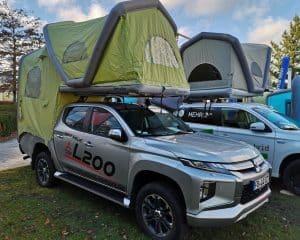 Mitsubishi L200 Dachzelt