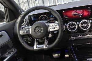 Mercedes-AMG GLA 45 Innenraum
