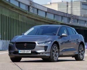 Jaguar I-Pace Modelländerungen