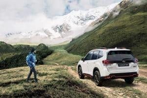 Subaru Forester EDITION SPORT40
