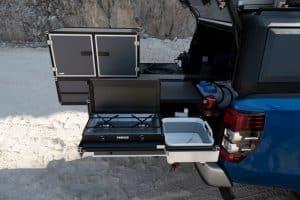 Mitsubishi L200 Campingzubehör