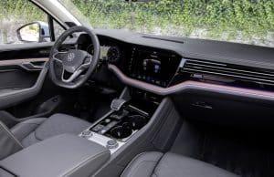 Volkswagen Touareg R Test-Drive
