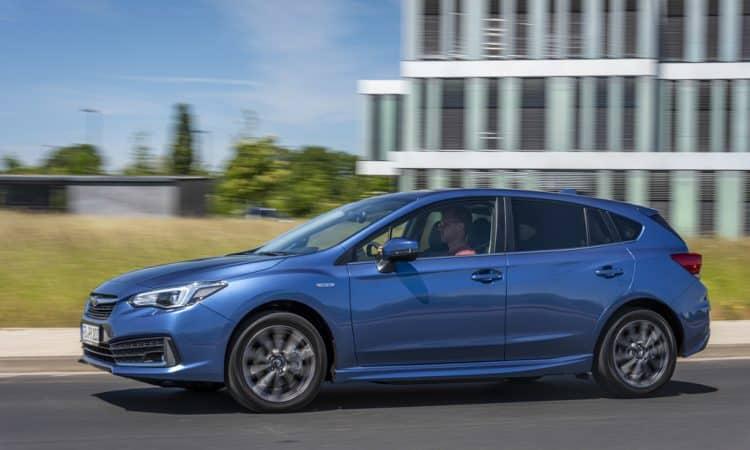 Subaru Impreza 2.0ie Test