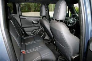 Jeep Renegade 4xe Testwagen Innenraum