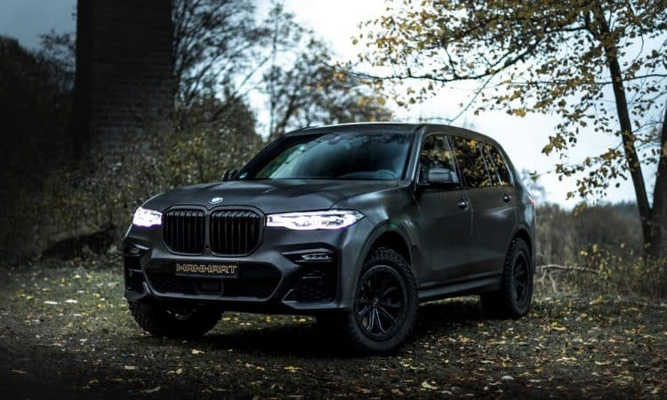 BMW X7 Tuning Offroad