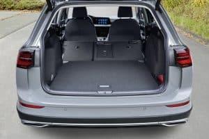 VW Golf 8 Variant Alltrack 2.0 TDI Kofferraum