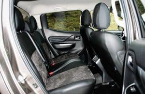 Mitsubishi L200 Off Road Test