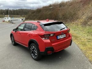 Subaru XV Modellaenderungen