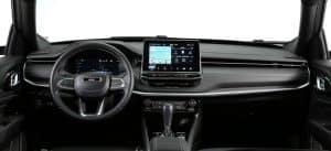Jeep Compass 2021 Innenraum