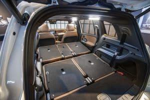 Mercedes-Benz GLB 250 Test Innenraum