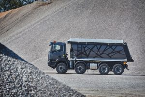 Offroad LKW Iveco T-Way