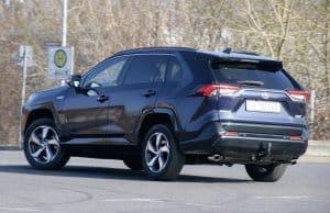 Toyota RAV4 PHEV Test