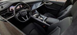 Audi Q8 50 TDI Quattro Innenraum