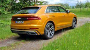 Audi Q8 50 TDI Quattro Test