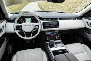 Range Rover Velar 2021 Innenraum