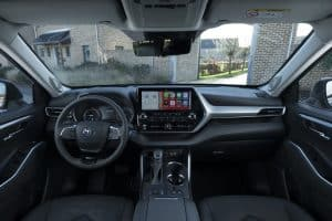 Toyota Highlander 2.5 Hybrid Test