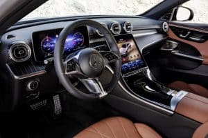 Mercedes-Benz C-Klasse All Terrain Innenraum