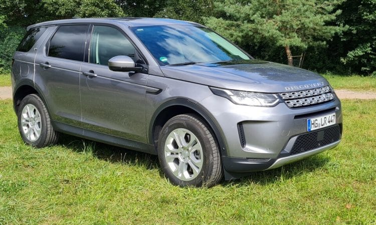 Land Rover Discovery Sport HSE Test